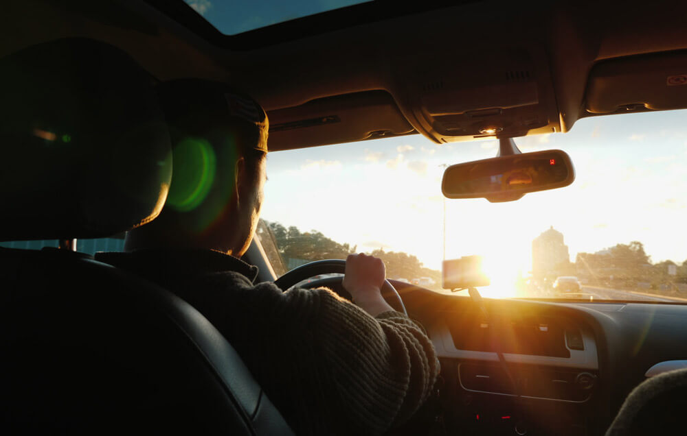 Why does my back hurt about driving?